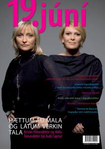 forsíða 19. júní 2008