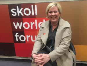Halla á Skoll Forum